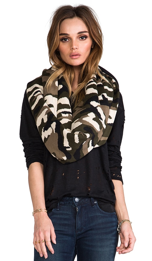 Fleece Lined Scarf