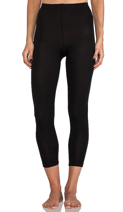Footless Fleece Lined Leggings
