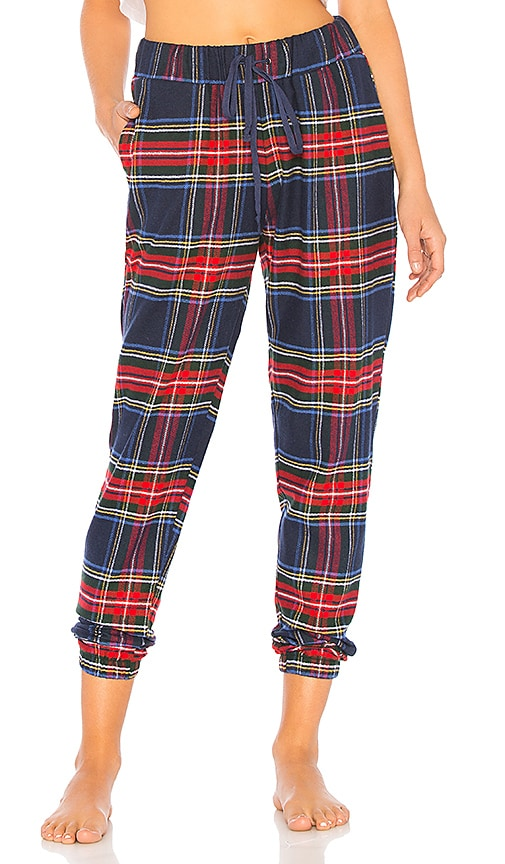 Ultra Soft Flannel Jogger