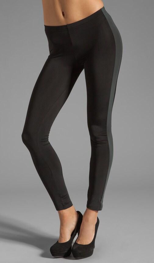 Tuxedo Stripe Legging