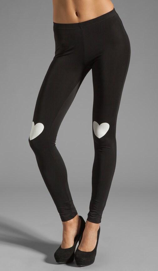 Heart Print Legging