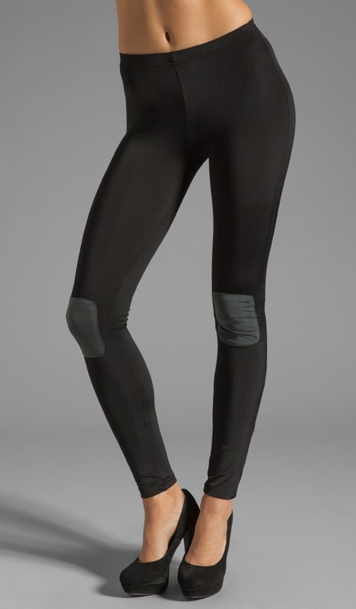 Knee Patch Legging