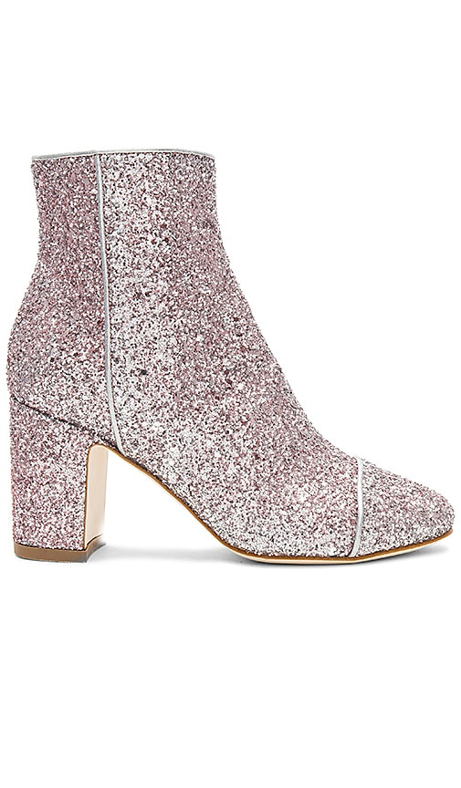 Polly Plume Ally Wannabe Boot in Pink
