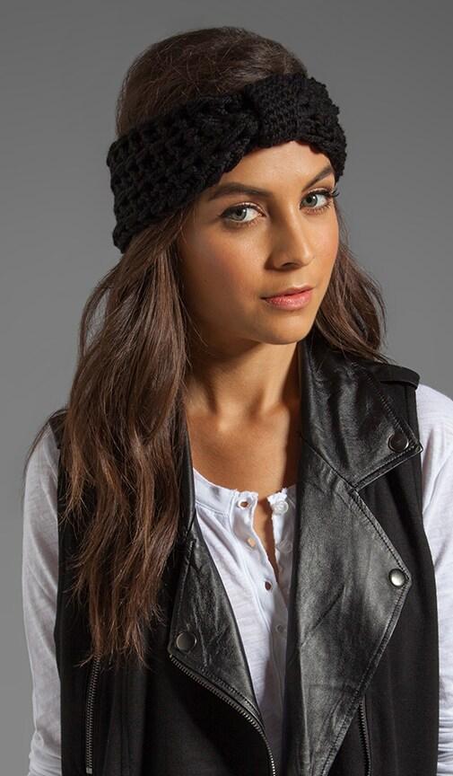 Hand Crocheted Cashmere Headband