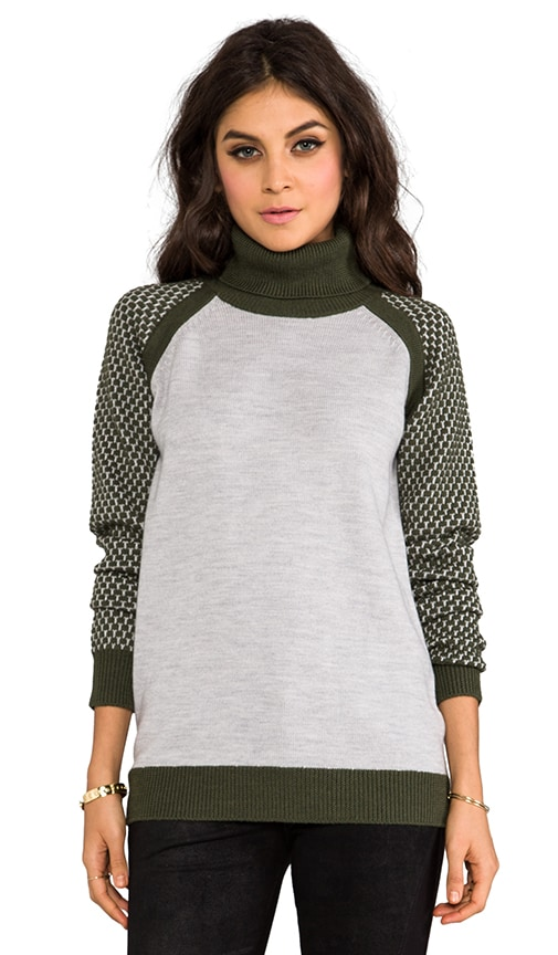 Tread Turtleneck Sweater