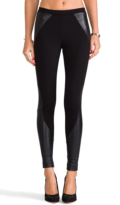 Moto Stretch Legging