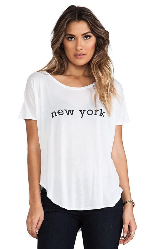 New York Graphic Varsity Tee