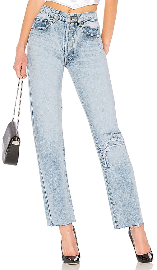 Palmer Girls x Miss Sixty Boyfriend Jeans in Light Wash