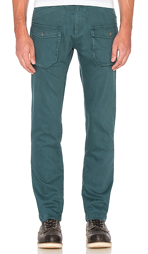 Poler Mountain Pants in Green
