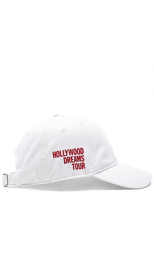 Post Malone Hollywood Dreams Dad Hat in White