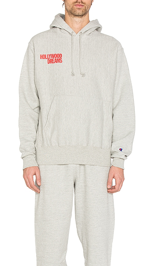 Post Malone Hollywood Dreams Hoodie in Gray