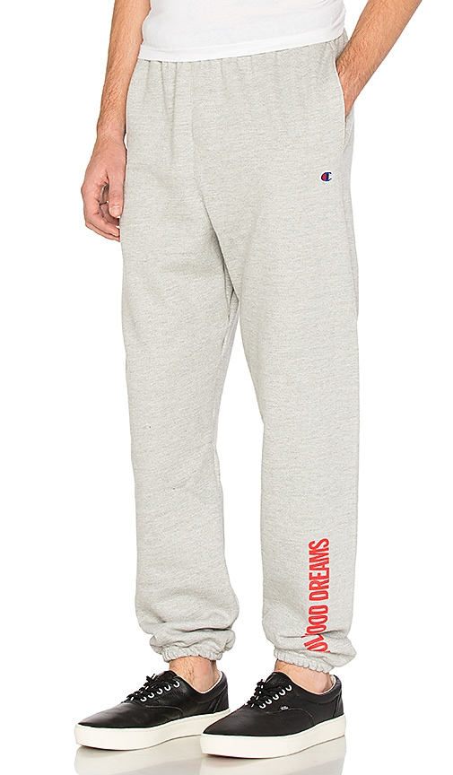 Post Malone Hollywood Dreams Sweatpants in Gray