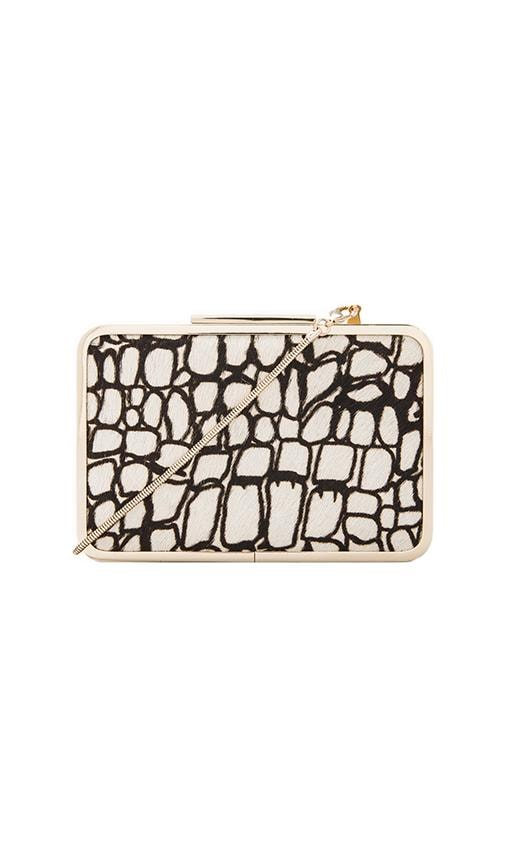Clemence Minaudiere Clutch