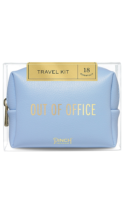 Out of Office Travel Kit