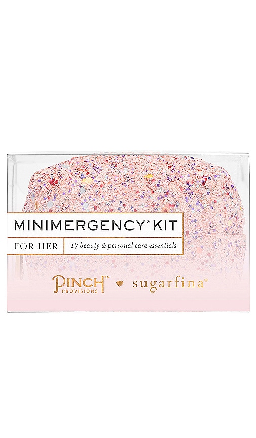 x Sugarfina Minimergency Kit