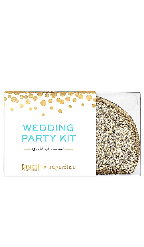 x Sugarfina Wedding Party Kit