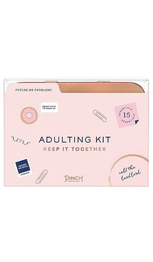 Adulting Kit