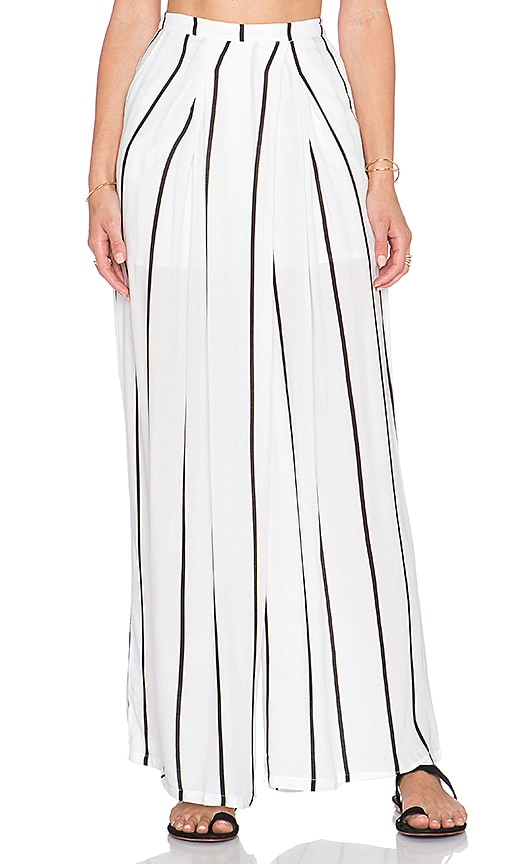 Premonition Cruise Pant in Ivory