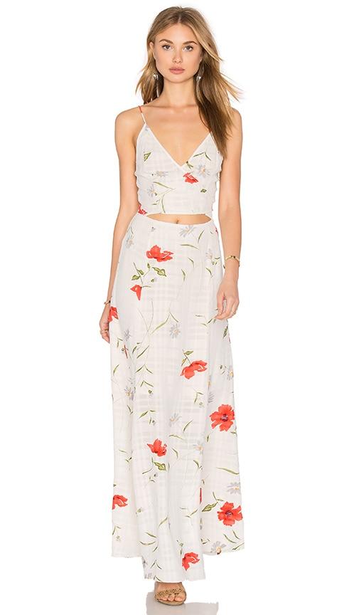 Privacy Please x REVOLVE Wheeler Dress in White