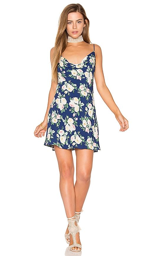 Privacy Please x REVOLVE Ozark Dress in Blue