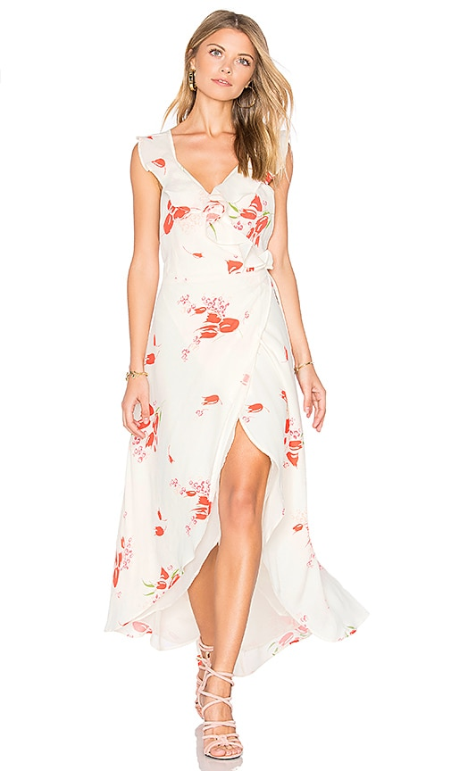 Privacy Please Fillmore Dress in White