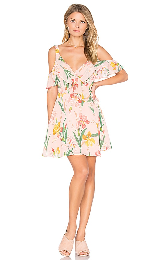 Privacy Please x REVOLVE Hamlet Dress in Pink