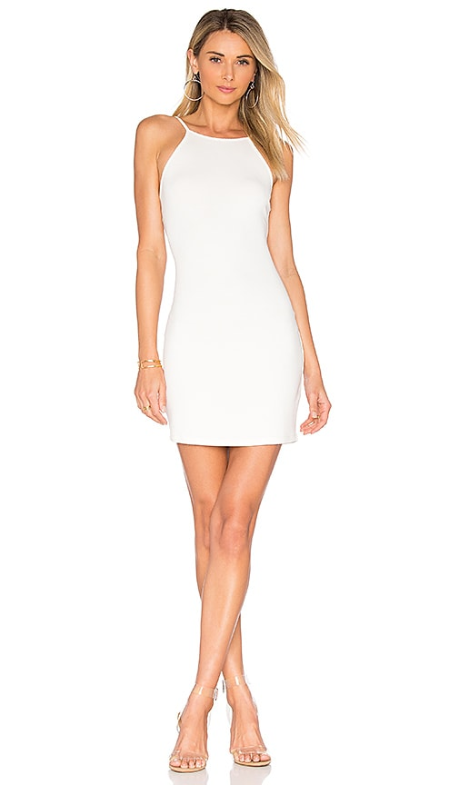 Privacy Please Heath Dress in Ivory