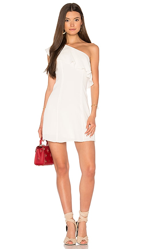 Privacy Please x REVOLVE Tate Dress in White