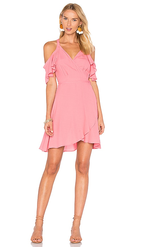 Privacy Please Delta Dress in Pink