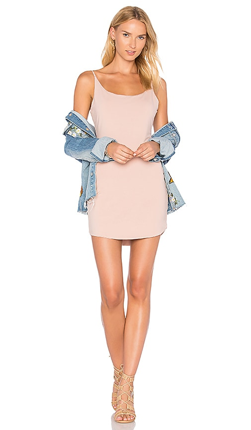 Privacy Please x REVOLVE Cassiar Dress in Blush