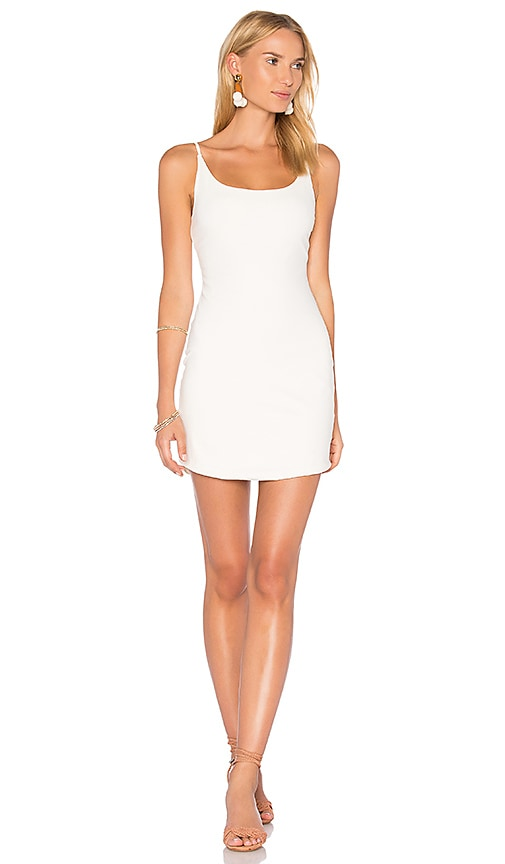 Privacy Please x REVOLVE Cassiar Dress in Ivory
