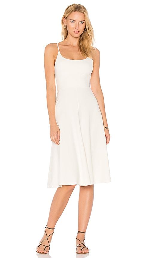 Privacy Please x REVOLVE Renner Midi Dress in White
