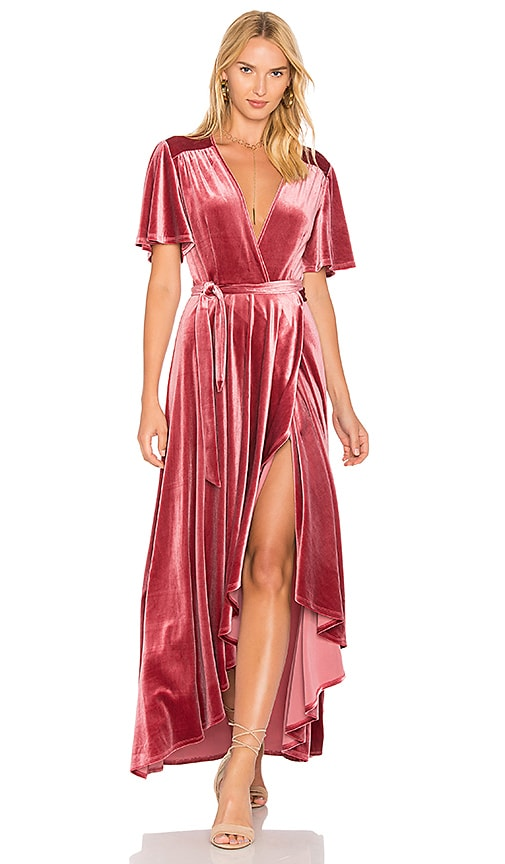 Privacy Please x REVOLVE Krause Dress in Rose