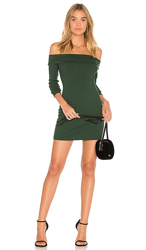 Privacy Please Silas Dress in Green