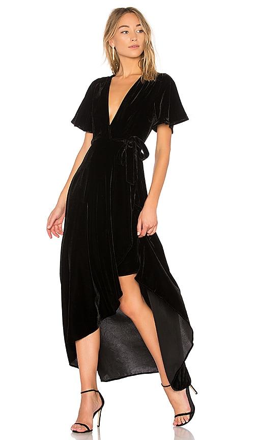 Privacy Please Krause Dress in Black