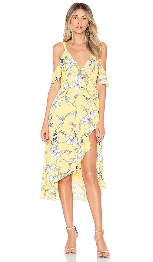 Acme Dress in Yellow. - size M (also in L,S,XS) Privacy Please