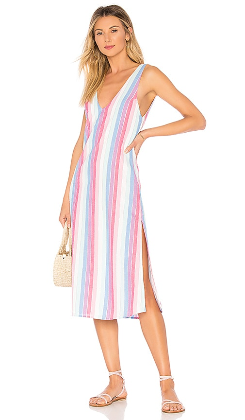 Privacy Please Woodland Dress in Pink