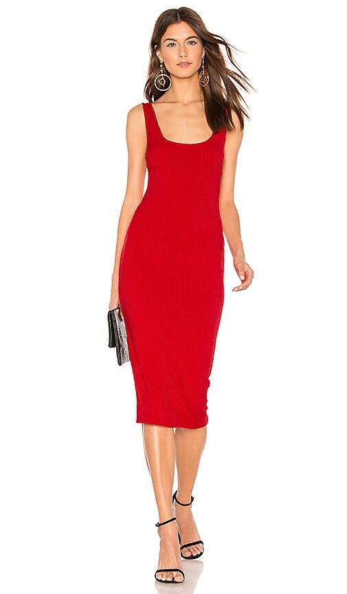 Afton Midi Dress
