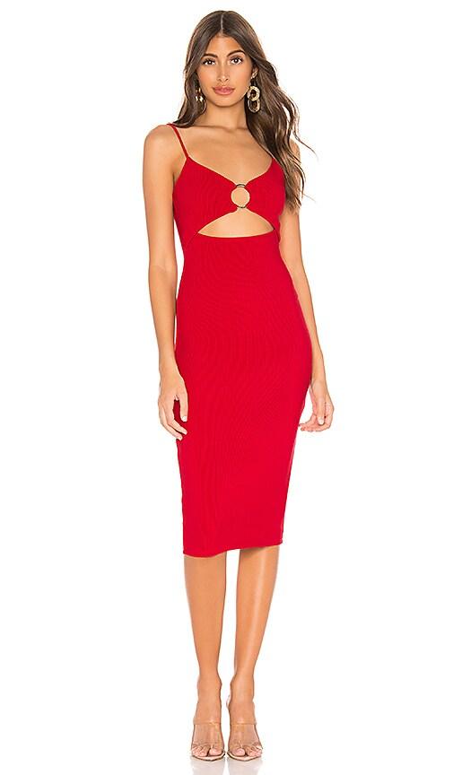 Sterling Midi Dress
