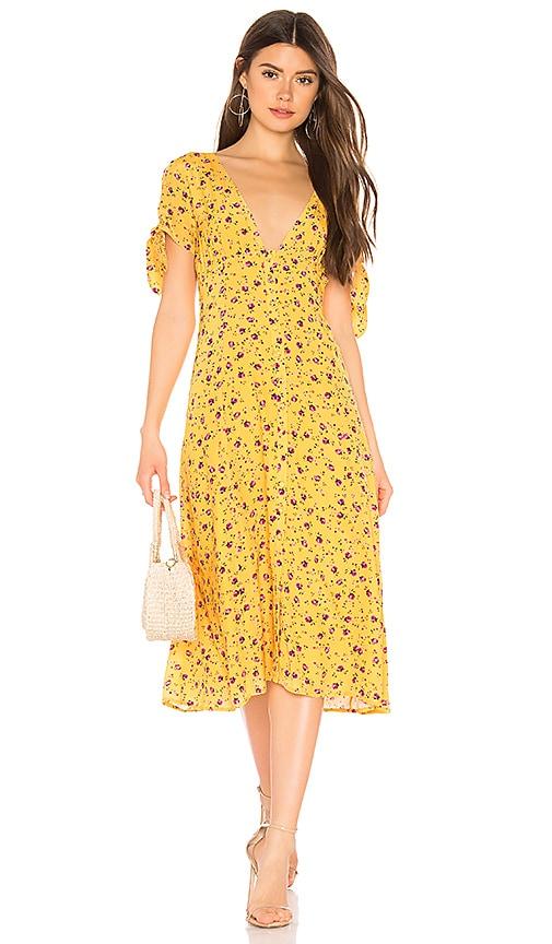Hermosa Midi Dress
