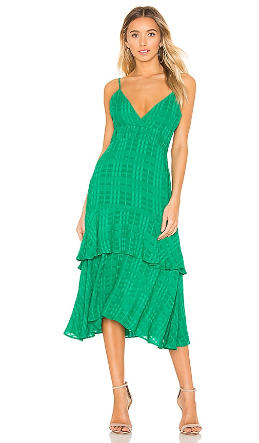 Shayla Midi Dress