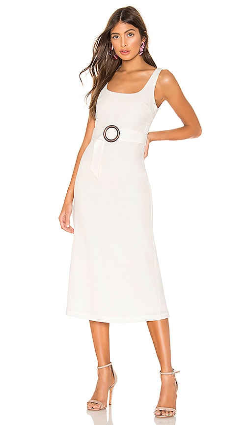 Luz Midi Dress by Privacy Please
