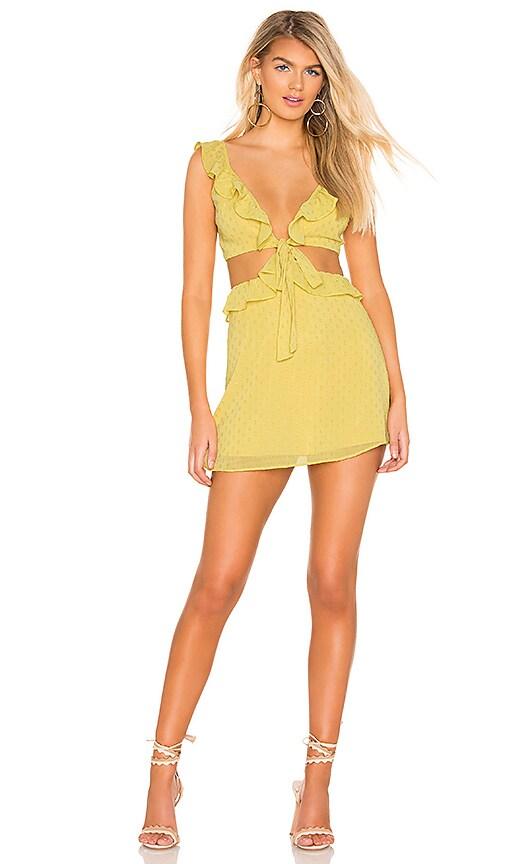 Lang Mini Dress