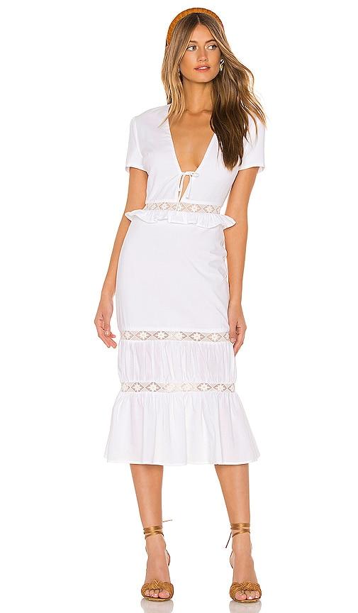 Clemente Midi Dress