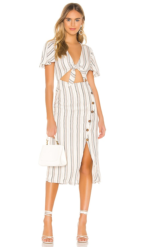 Rylee Midi Dress by Privacy Please