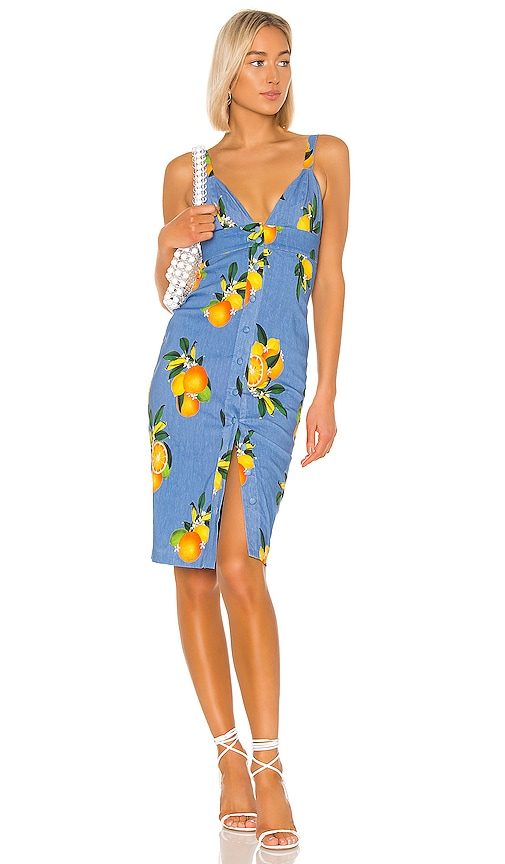 Lantana Midi Dress