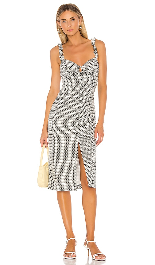 Arianna Midi Dress