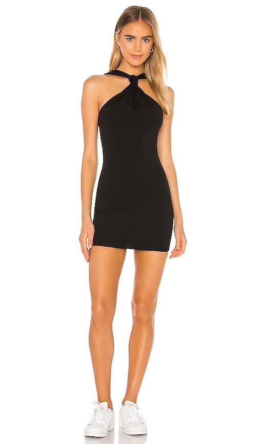 Privacy Please Jessie Mini Dress in Black   REVOLVE