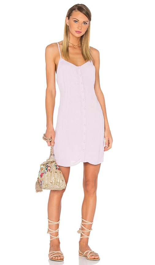 Privacy Please Alta Dress in Lavender