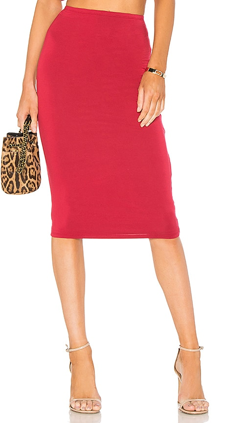 Privacy Please x REVOLVE Canyon Skirt in Red